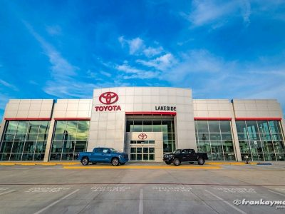 Lakeside Toyota Metairie