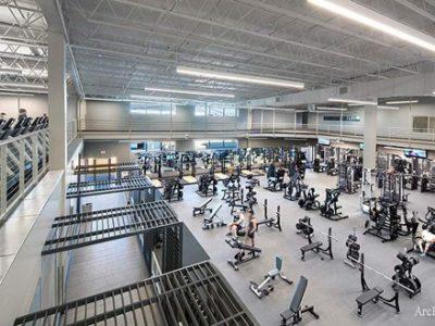 Ocshner Fitness Center Harahan