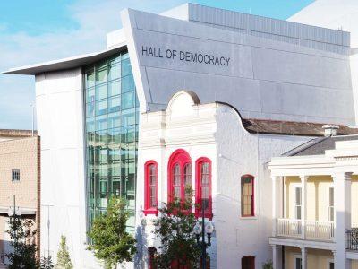 WWII Hall of Democracy